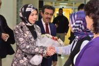 DİYARBAKIR VALİSİ - Vali Güzeloğlu Eşi İle Birlikte Çalışanların Kadınlar Günü'nü Kutladı