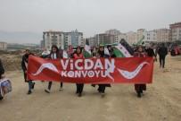 ANTAKYA - Vicdan Konvoyu Hatay'a Ulaştı