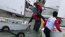 BODRUM BELEDİYESİ - Yelken Açıklaması 6. Bodrum Uluslararası Optimist Yarışları