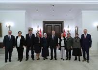 SEMİHA YILDIRIM - Yıldırım, Köyünü Türkiye'ye Tanıtan Zümran Ömür'ü Kabul Etti