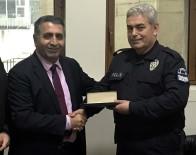BAŞSAVCı - Adliye Polisi Emekli Olan Arkadaşlarını Törenle Uğurladı