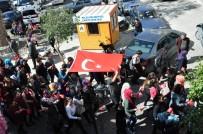 GAZİLER DERNEĞİ - Afrin'e Destek İçin Yürüdüler