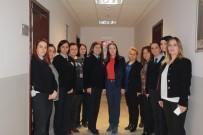 KADIN POLİS - AK Parti Eskişehir İl Kadın Kollarından Kadın Polislere Ziyaret