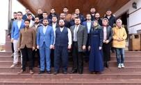 YOZGAT - AK Parti Gençlik Kolları Yönetim Kurulu Üyelerini Tanıttı