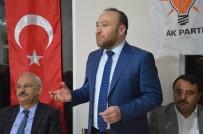AK Parti'li Dağdelen Açıklaması 'Klasik Tarım Anlayışından Kurtulmalıyız'