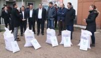 ÇAM SAKıZı - Aksaray'da 183 Çiftçiye Ücretsiz Nohut Tohumu Dağıtıldı