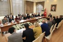 Aksaray'da Bağımlılık İle Mücadele Koordinasyon Kurulu Toplantısı Yapıldı