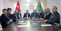 MUSTAFA ÇAKıR - Aksaray'da Tarım Ve Hayvancılık Sorunları Tartışıldı