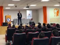 ÖĞRENCILIK - Aktürk Gençlere Avukatlık Mesleğini Anlatıyor
