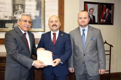 Amasya'da İmamlar Mehmetçik İçin Para Topladı
