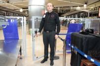 KAÇAK YOLCU - Atatürk Havalimanı'nda Kaçak Geçişlere 'Camlı Bölme' Önlemi