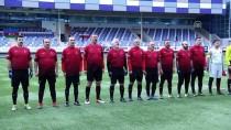 ABDULLAH ÖZTÜRK - Azerbaycan Milli Meclisi'nin 100. Yıl Dönümü Futbol Turnuvası