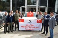 OSMANLıCA - BAKDER'den Mehmetçiğe Arazi Aracı
