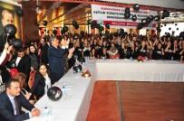 SEVINÇ ERBULAK - Balçova'da 8 Mart Coşkusu
