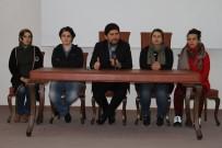 ORGANIK TARıM - Başkan Acar'dan Üniversitelilere Tecrübe Paylaşımı