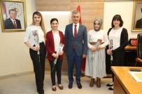 EMEKÇİ KADINLAR - Başkan Arıcan'dan 8 Mart Kutlaması
