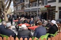 AYDOĞAN - Başkan Çerçi, Atatürk Mahallesinde İncelemelerde Bulundu