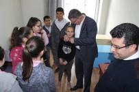 AKıL OYUNLARı - Başkan Duymuş'tan Akıl Oyunları Sınıfı'na Ziyaret