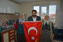 İMAR PLANI - Başkan Kalın Mehmetçik Anneleriyle Buluştu