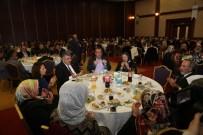 ÖMER LÜTFİ YARAN - Başkan Özgüven'den Şehit Anneleri Ve Eşleri Onuruna Yemek