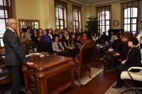 YUSUF ZIYA YıLMAZ - Başkan Yılmaz Açıklaması 'Herkesi Mutlu Etmenin Yollarını Arayacağız'