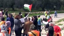 BİSİKLET TURU - Batı Şeria'da 'Alternatif Bisiklet Yarışı'