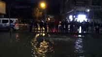ONARIM ÇALIŞMASI - Batman'da İçme Suyu Borusu Patladı