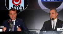 FİKRET ORMAN - Beşiktaş, Volvo İle Sponsorluk Anlaşması İmzaladı