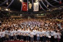 METRO İSTASYONU - Bin 380 Çocuk İşaret Diliyle İstiklal Marşı Okuma Rekor Denemesi Yapacak