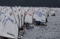 BODRUM BELEDİYESİ - BIOR Yelken Yarışları Renkli Görüntülere Sahne Oldu