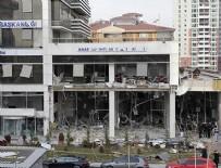 ÇUKURAMBAR - Bombalı saldırının görüntüleri ortaya çıktı