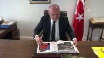 DÜNYA BASINI - Büyükelçi Sinirlioğlu'na 'AA 2017 Yıllığı'