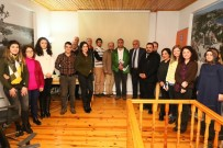 EYÜP SULTAN - ÇEKÜL Akademi'den EYSAM'a Ziyaret