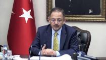 Çevre Ve Şehircilik Bakanı Özhaseki, Karaman'da Açıklaması