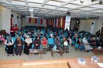 KADINA YÖNELİK ŞİDDETLE MÜCADELE - Ceylanpınar'da Kadınlar Günü'nde Kadınlar Unutulmadı