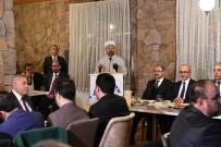 HAKKARİ VALİSİ - Diyanet İşleri Başkanı Erbaş Açıklaması 'İhtilaflı Konuları Ekranlara Taşıyan Hocalar Ve Medya Vebal Altındadır'
