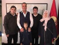 SEDAT PEKER - Eren Bülbül'ün ailesinden Sedat Peker'e ziyaret