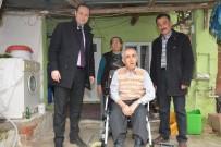 MESUT ÖZAKCAN - Efeler Belediyesi Engelleri Ortadan Kaldırmayı Devam Ediyor