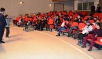 ANİMASYON FİLMİ - Erciş'te 'Geleceğimizi Kucaklıyoruz' Projesi