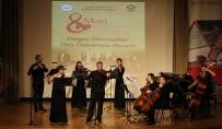 ODA ORKESTRASI - ERÜ Oda Orkestrası 'Kadınlar Günü Özel Konseri' Verdi