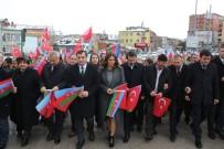 İBRAHIM AYDEMIR - Erzurum Kurtuluşu Ve Azerbaycan'ın Kuruluşunun 100. Yılı Kutlandı