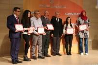 TANITIM FİLMİ - Eskişehir Anadolu Üniversitesi Başarılı Öğrencilere 'Başarı Belgesi' Verdi
