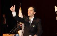 FATİH ERBAKAN - Fatih Erbakan Açıklaması 'Atacağımız Adımlarla Asıl Sahneler Başlayacak'