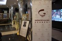 EL EMEĞİ GÖZ NURU - Gaziantep Kulübü Ve Ticaret Odası Resim Sergisi Açtı