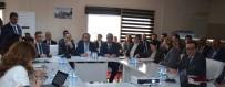 ÇOCUK HASTANESİ - Gaziantep Şehir Hastanesi'nde İnceleme Ve Değerlendirme Toplantısı Yapıldı