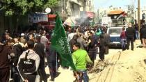 14 MAYıS - Gazze'de Kudüs'e Destek Gösterisi