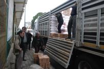 MAZLUM - Gediz'den Suriye'ye İnsani Yardım