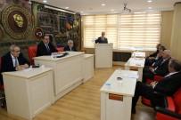 Gümüşhane İl Özel İdaresi'nin Faaliyet Raporu Kabul Edildi