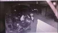 BELDIBI - Hırsızlık Anı Güvenlik Kamerasında