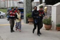 AYRANCıLAR - Hurda Hırsızlarını Güvenlik Kamerası Ele Verdi